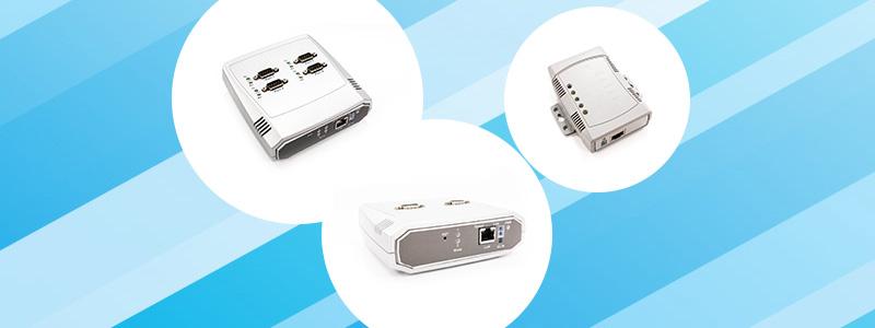 NCOM Serial Device Server Series